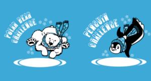 Polar Bear & Penguin Logo
