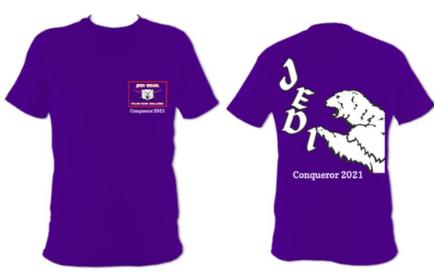 Jedi Conqueror T Shirt