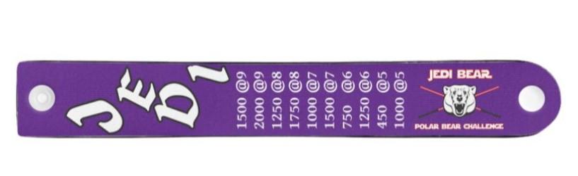Jedi neoprene wristband listing specified swims £5