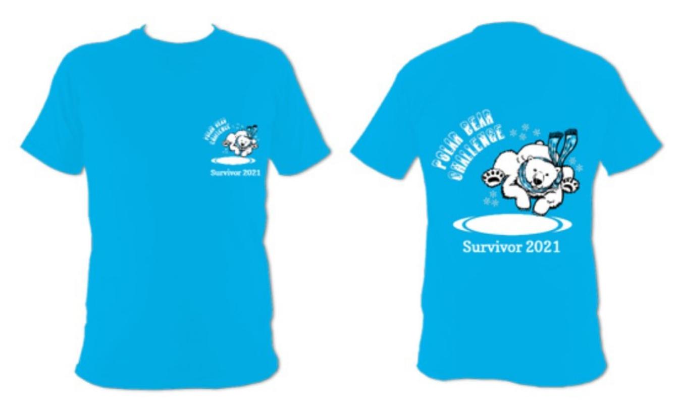 Polar Bear Challenge Survivor