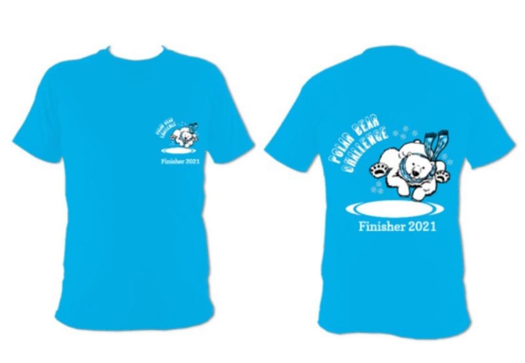 Polar Bear Challenge Finisher